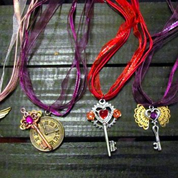 Şatonun Sihirli Anahtarı